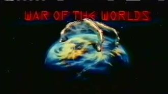 WAR OF THE WORLDS TV Series (1988-90) Advert for Ep 19 VENGENCE IS MINE