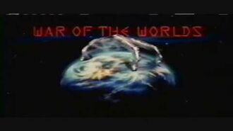 WAR OF THE WORLDS TV Series (1988-90) Advert for Ep 6 THE SECOND SEAL. TV Violence
