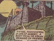 Castle Frankenstein (Marvel Comics)