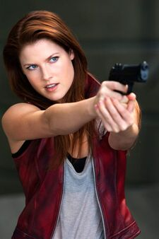 Claire Redfield 002