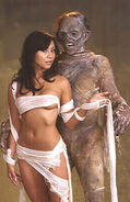 The Mummy's Kiss - 2nd Dynasty 006
