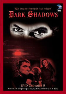Dark Shadows DVD Collection 9