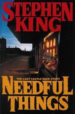 Needful Things (novel)