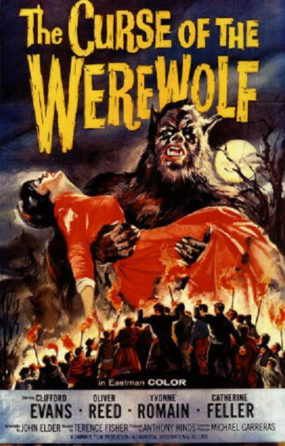 Curse of the Werewolf (1961) | Headhunter's Horror House ...