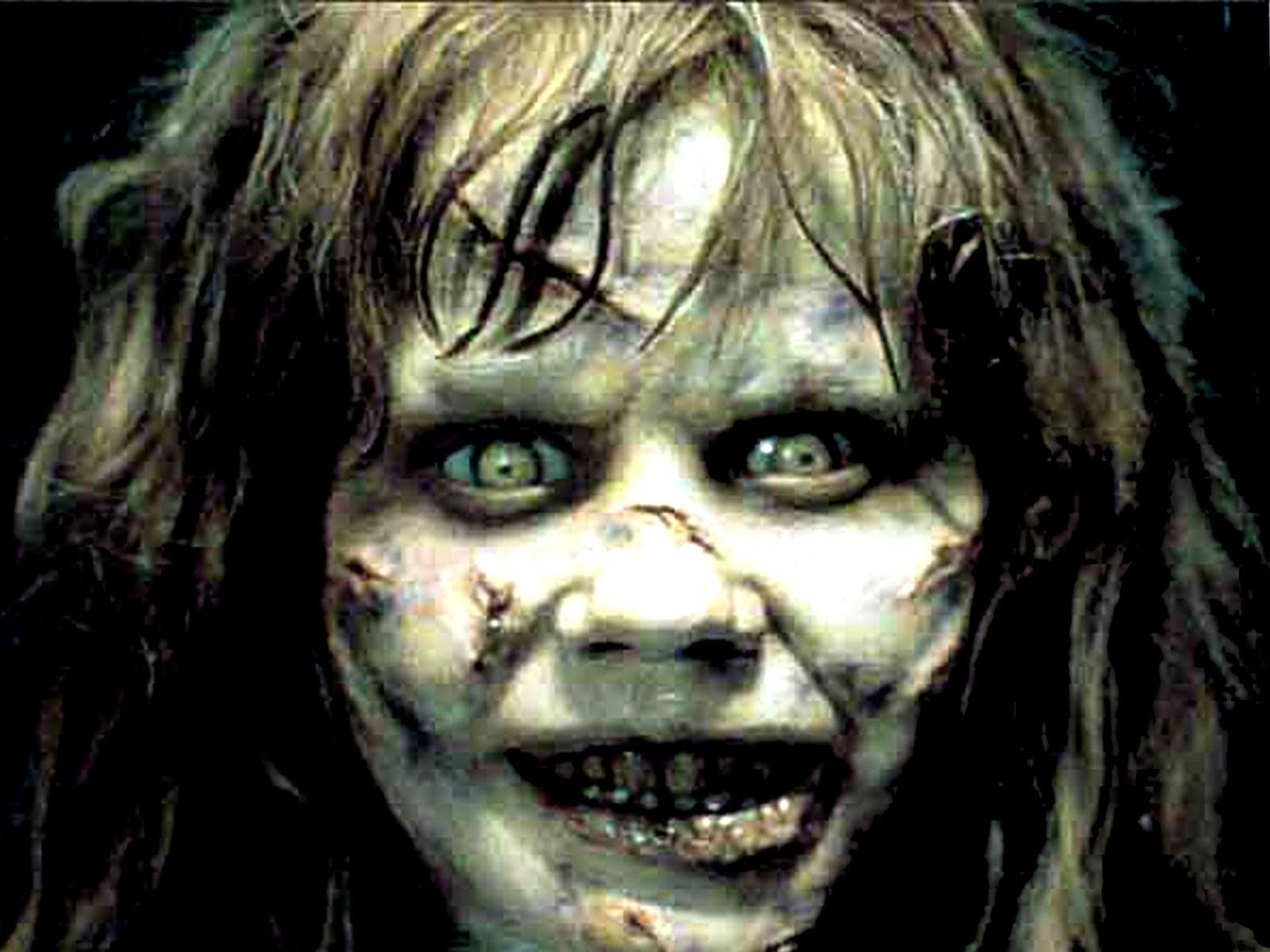 The Exorcist Regan Patch