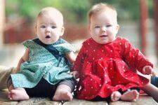 Adelaide and Eliza Cornwell