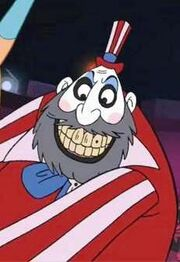 Captain Spaulding (The Haunted World of El Superbeasto)