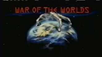 WAR OF THE WORLDS TV Series (1988-90) Advert for Ep 14 HE FEEDETH AMONG THE LILIES. TV Violence
