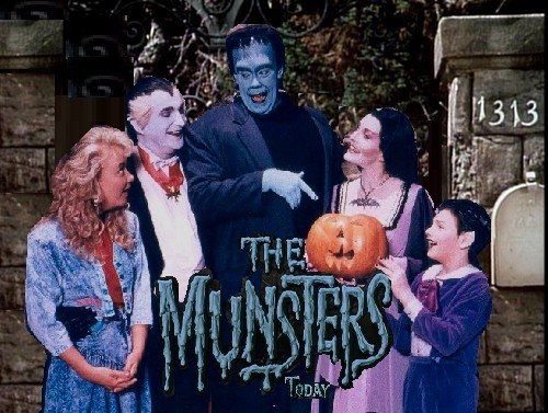 Munsters Today (TV Series) | Headhunter's Horror House Wiki
