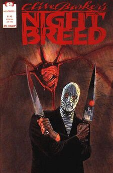 Night Breed Vol 1 1