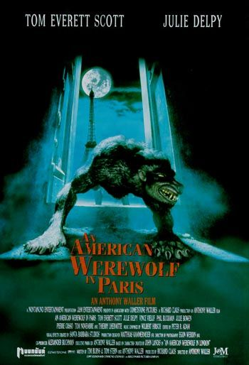 Image result for american werewolf in paris""