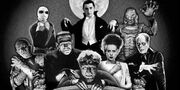 Universal Monsters 001