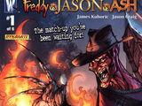 Freddy vs. Jason vs. Ash Vol 1