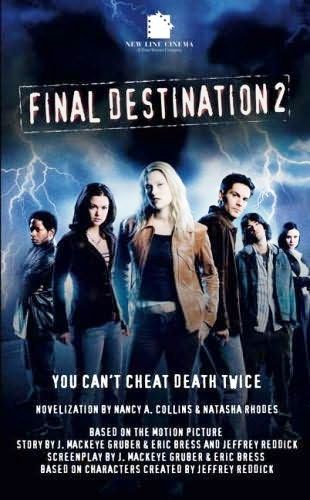 Image result for Final Destination 2003 Poster