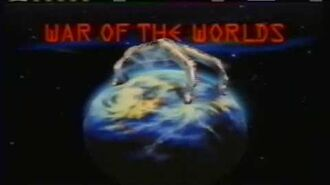 WAR OF THE WORLDS TV Series (1988-90) Advert for Ep 8 TO HEAL THE LEPER. TV Violence
