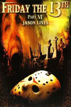 Friday the 13th - Jason Lives