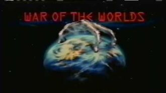 WAR OF THE WORLDS TV Series (1988-90) Advert for Ep 10 EPIPHANY
