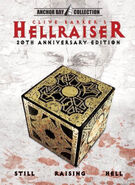 Hellraiser - 20th Anniversary Edition poster