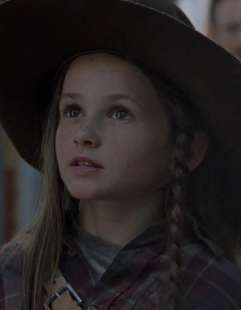 Walking Dead Judith
