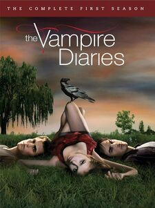 Vampire Diaries - The Complete First Season