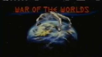 WAR OF THE WORLDS TV Series (1988-90) Advert for Ep 21 SO SHALL YE REAP