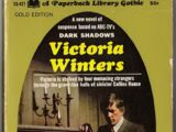 Dark Shadows Novel: Victoria Winters