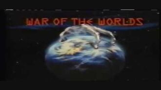 WAR OF THE WORLDS TV SERIES Advert Ep 23 ANGEL OF DEATH
