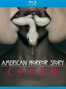 American Horror Story - Coven Blu-ray