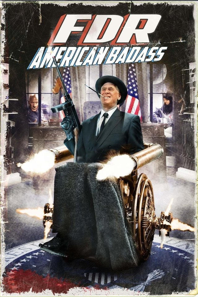 Edited american bad ass