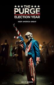 Purge, The - Election Year 002