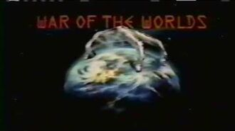 WAR OF THE WORLDS TV Series (1988-90) Advert for Ep 20 MY SOUL TO KEEP