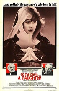 To the Devil a Daughter (1976)