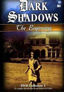 Dark Shadows - The Beginning DVD Collection 1