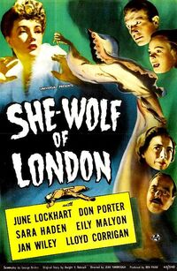 She-Wolf of London (1946)