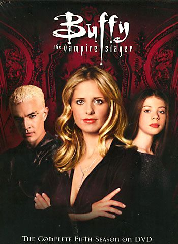 Resultado de imagen de buffy the vampire slayer season 5