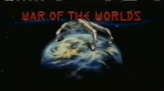 WAR OF THE WORLDS TV Series (1988-90) Advert for Ep 15 THE PRODIGAL SON. TV Violence