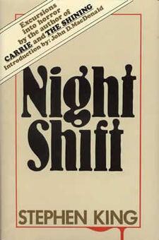 Night Shift (hardcover)
