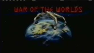 WAR OF THE WORLDS TV Series (1988-90) Advert for Ep 16 THE MEEK SHALL INHERIT