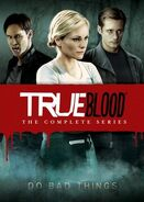True Blood - The Complete Series DVD