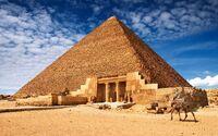 Egyptian pyramids 002