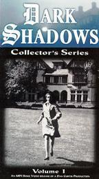 Dark Shadows Collector's Series, Volume 1