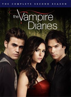 Vampire Diaries - The Complete Second Season