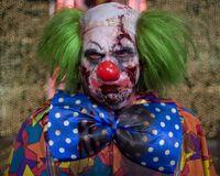 Zombieland clown