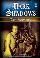Dark Shadows - The Beginning - Collection 5