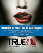 True Blood - The Complete First Season Blu-ray