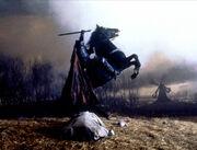 Headless Horseman.