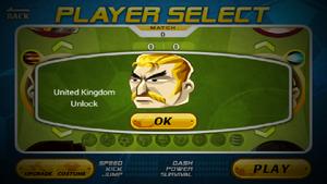 Unlock Screen United Kingdom