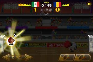 Mexico VS Romania 0