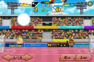 Super Saiyan VS Argentina 4