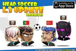 Head Soccer 1.3